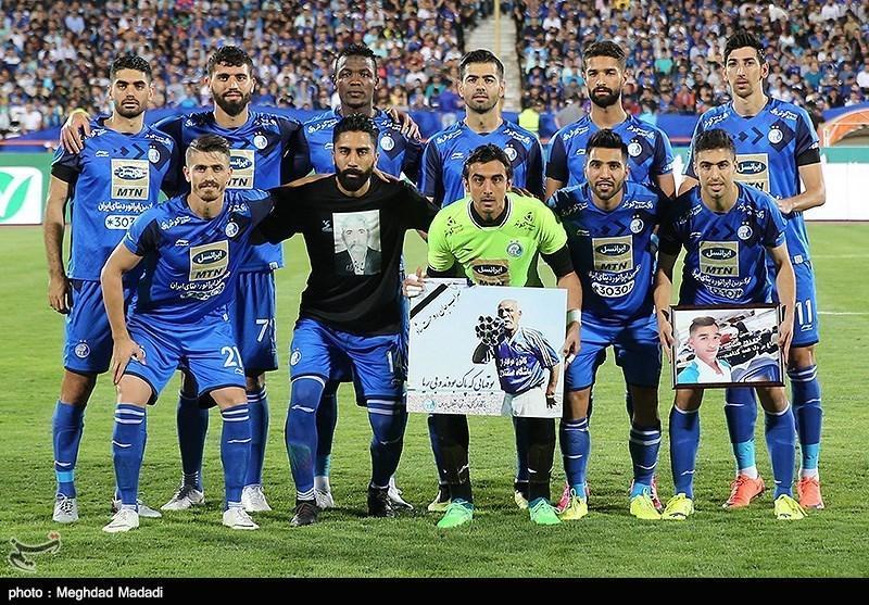 لیگ قهرمانان آسیا، اعلام ترکیب استقلال برای دیدار مقابل السد