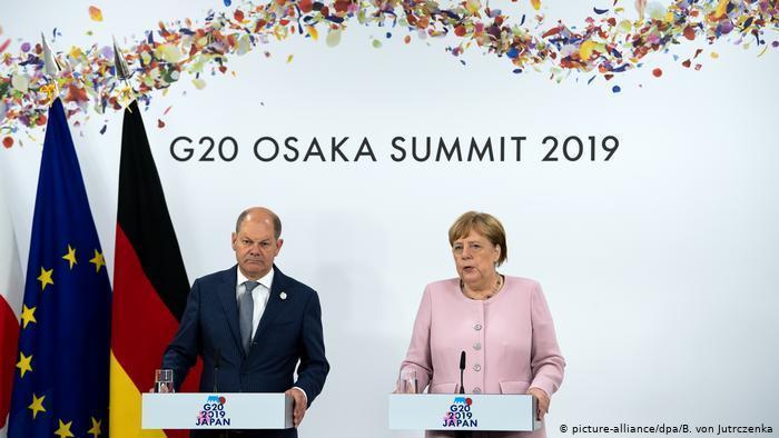 کشورهای گروه 20 بر سر بیانیه ای مشترک به توافق رسیدند