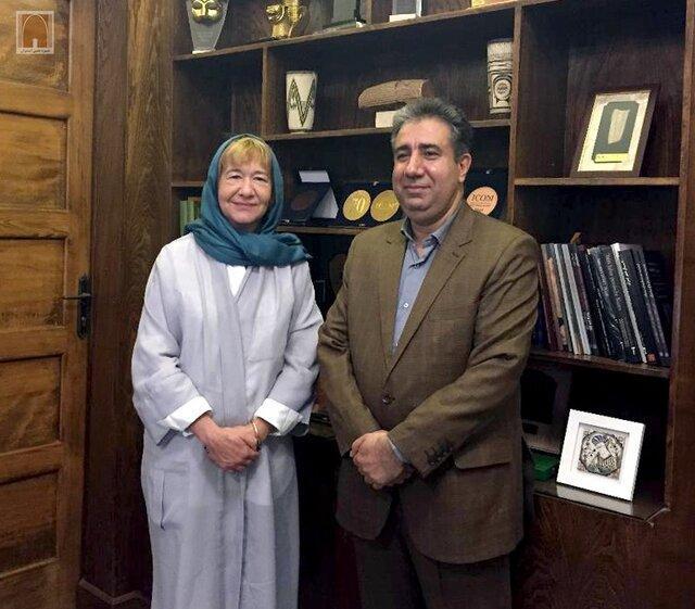 همکاری های بین موزه ای ایران و بلژیک کلید خورد