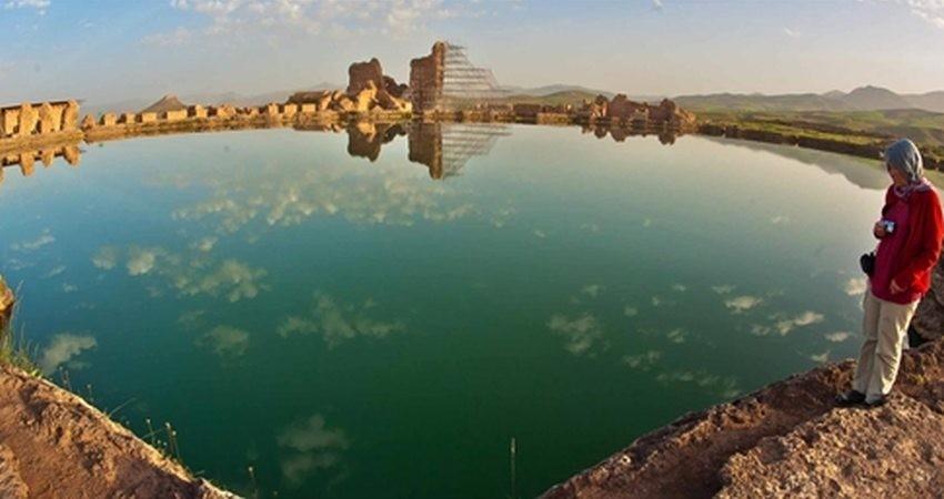 بازدید از اماکن تاریخی آذربایجان غربی با بلیت الکترونیک