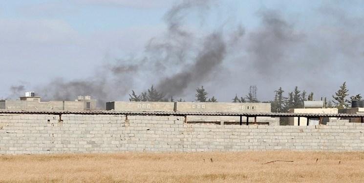درگیری در جنوب پایتخت لیبی با وجود آتش بس
