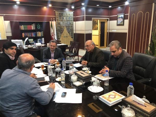 بررسی موضوعات اداره کل میراث فرهنگی استان تهران در حضور استاندار