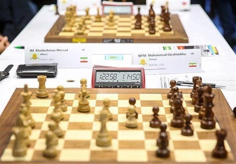 صعود تاریخی شطرنج ایران به رده بیستم رنکینگ جهانی