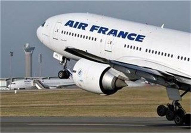 تهدید به بمب گذاری باعث فرود اضطراری هواپیمای فرانسوی شد