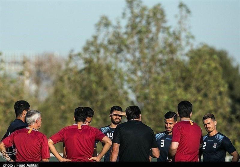اعلام زمان شروع تمرینات تیم ملی فوتبال برای دیدار با کامبوج و بحرین