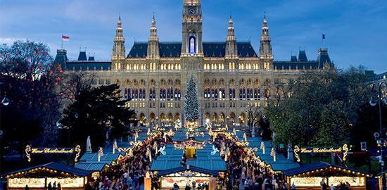 رویایی ترین شهرهای برگزارکننده کریسمس