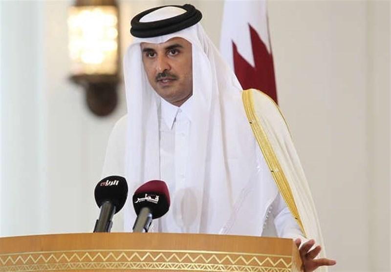 مسئول سعودی: قطر به دنبال کاهش تنش با همسایگانش است