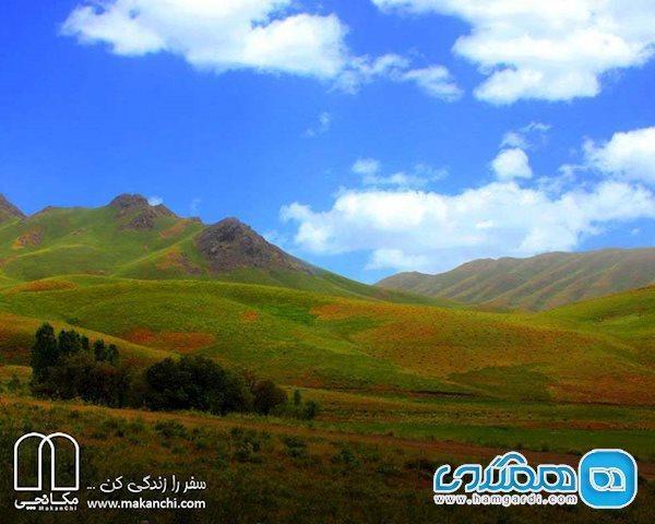 در سفر به شمال غرب ایران ، گذر از دیدنی های اردبیل، سرعین و استان آذربایجان شرقی