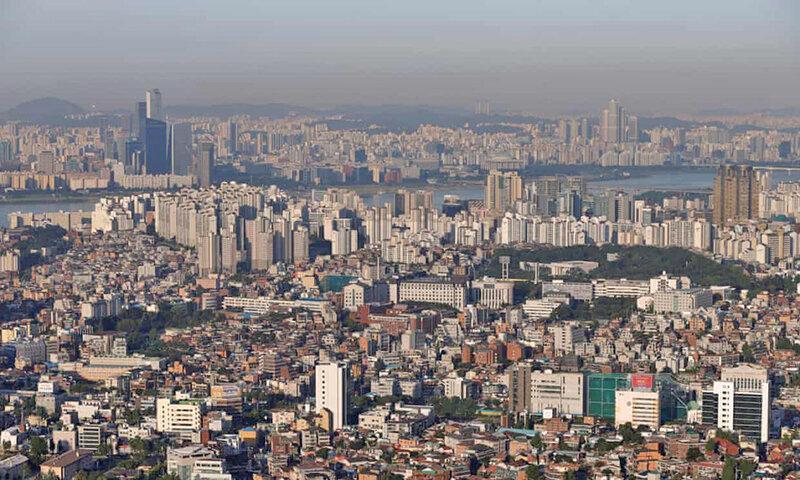 تعطیلی موقت نیروگاه های زغالی ، راه حل کره ای ها برای مبارزه با آلودگی هوا