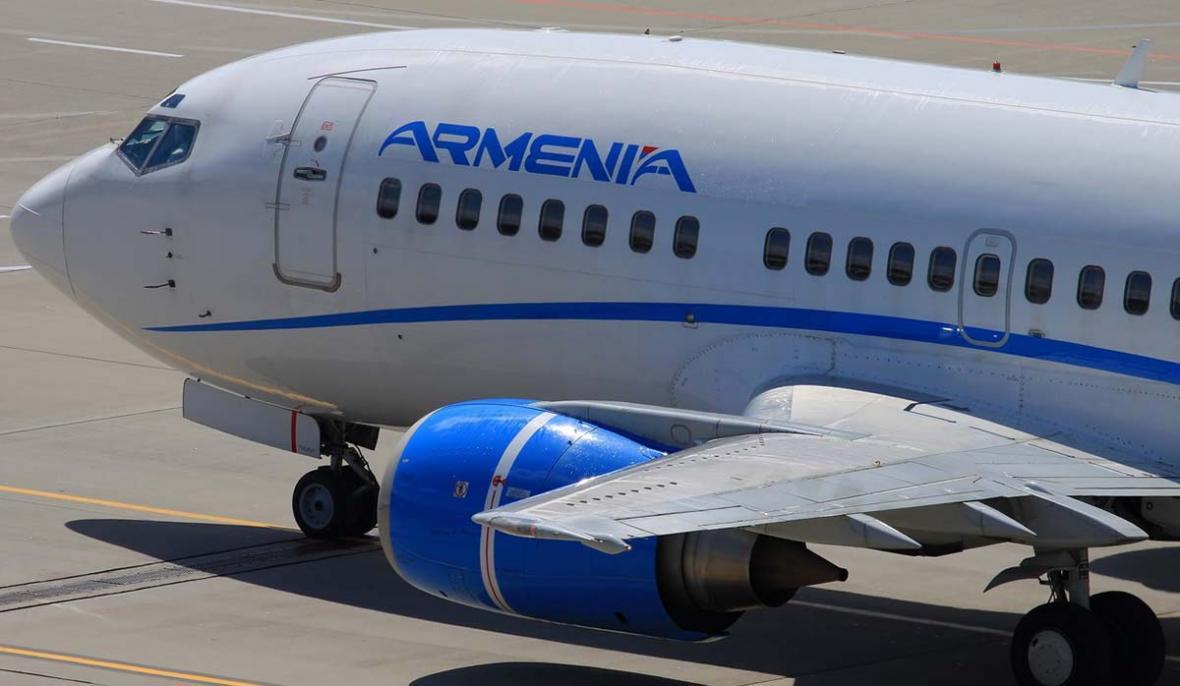 شروع پروازهای ایرارمنیا به تهران