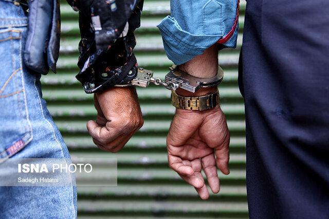 دستگیری باند سارقین احشام و محصولات کشاورزی در قاین