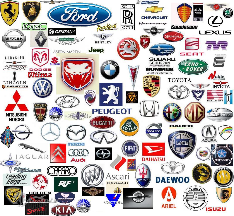 راز و رمز نشان شرکت های خودروسازی جهان (1)