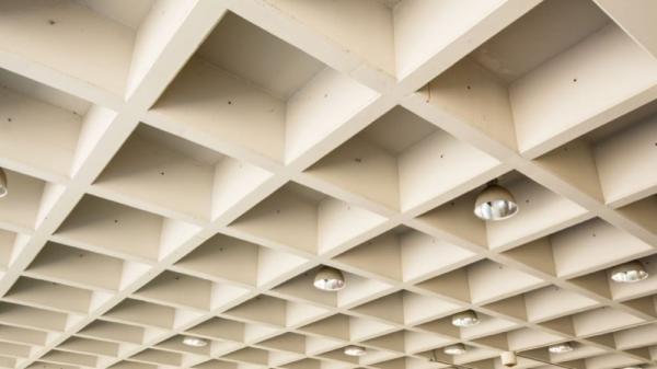 سقف وافل چیست؟ تعریف، روش های اجرا و مزایای آن