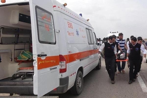 واژگونی خودرو سواری در شرق تهران 5 کشته داشت